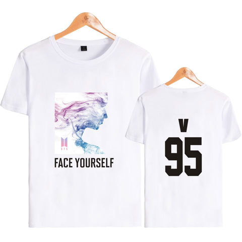 BTS Face Yourself T-Shirt - BTS Merch
