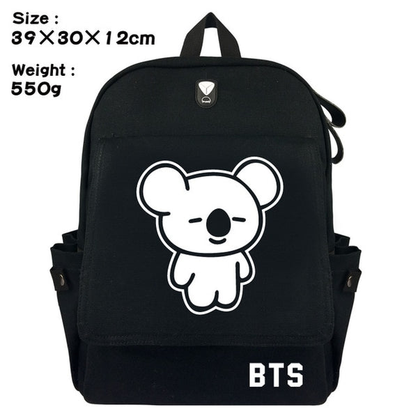 BT21 Oreo Backpack