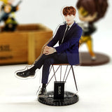 BTS Members Acrylic Stand Figure