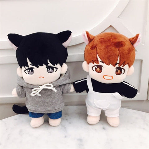 BTS Suga & V Plush Doll - BTS Merch