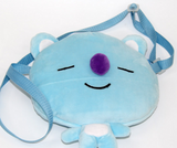 BT21 Plush Sling Bag
