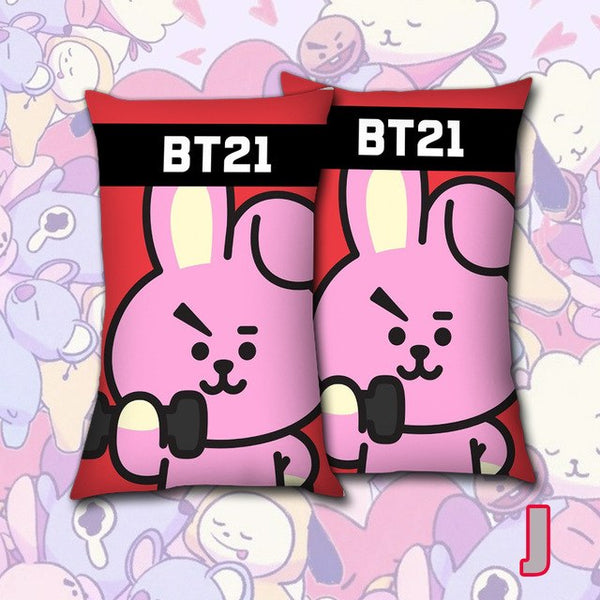 BT21 Dreamy Pillowcase - BTS Merch