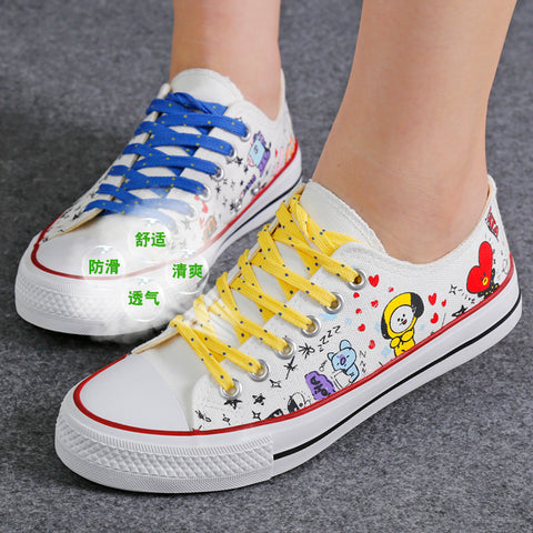 BT21 Special Edition Shoes - BTS Merch
