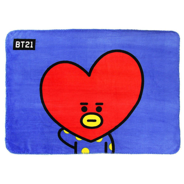 BT21 Cute Face Towel
