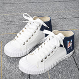 BTS Love Yourself Canvas Shoes