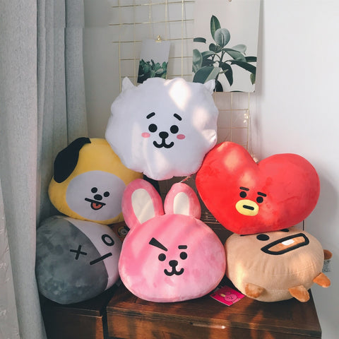 BT21 Plush Doll - BTS Merch