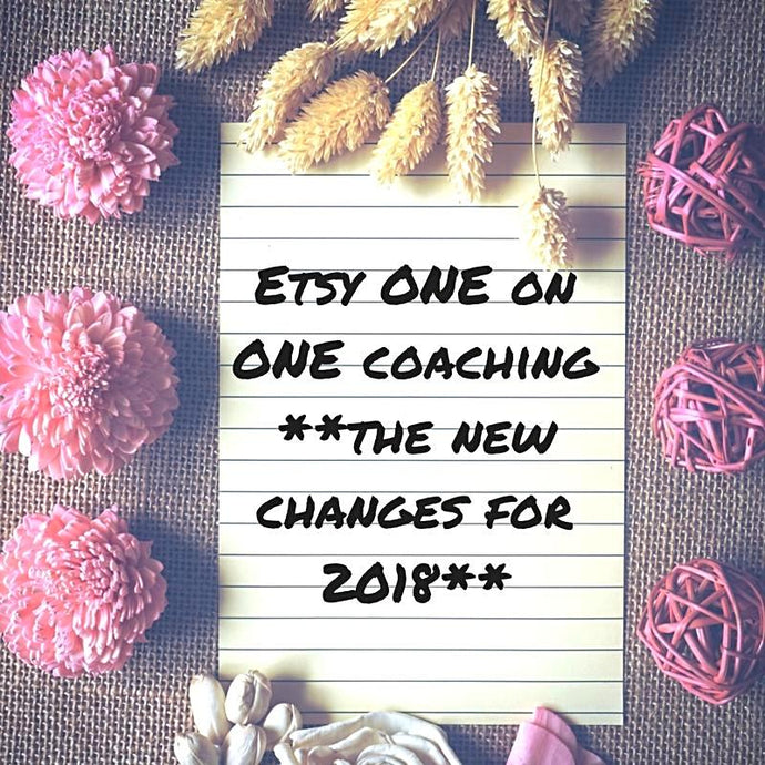 notepad with writing etsy coaching