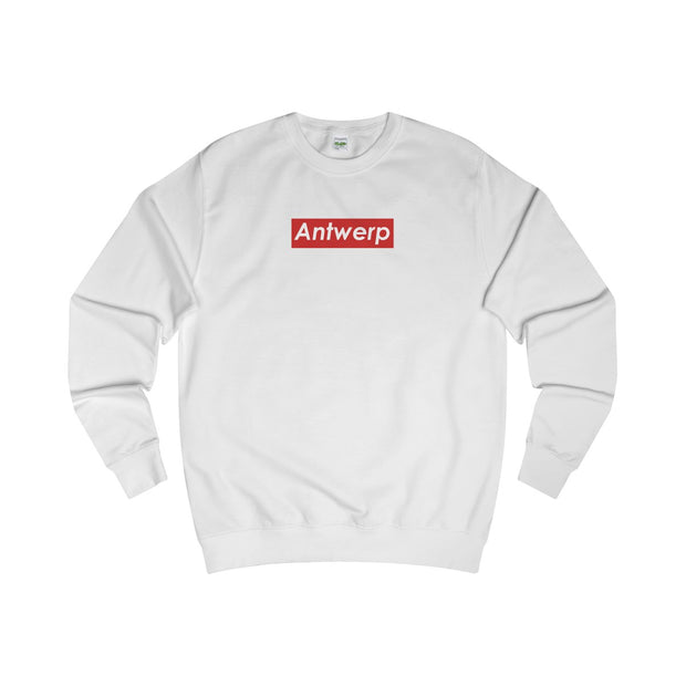 Antwerp box logo - Antwerp Only