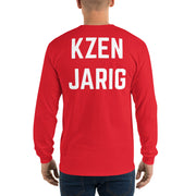 Kzen Jarig - Long Sleeve T-Shirt - Antwerp Only