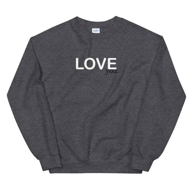 Love you sweater - Antwerp Only