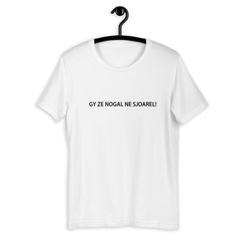 Sjoarel T-Shirt - Antwerp Only