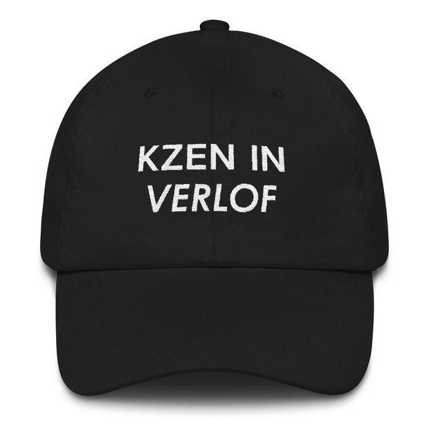 Kzen in verlof - Dad hat