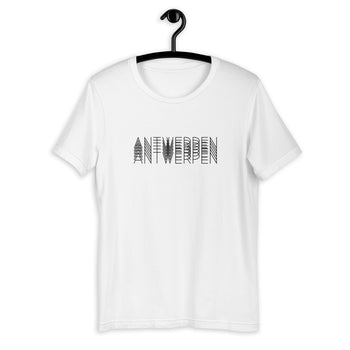 Antwerpen Graphics T-shirt - Antwerp Only