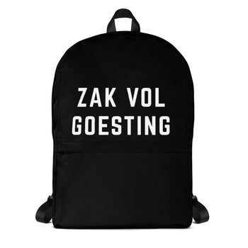 Zak Vol Goesting - Antwerp Only
