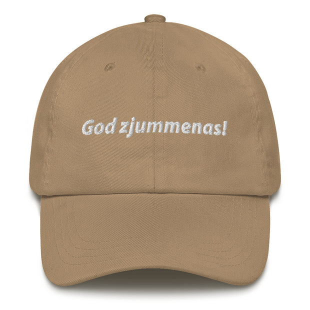 God zjummenas! Dad Hat - Antwerp Only
