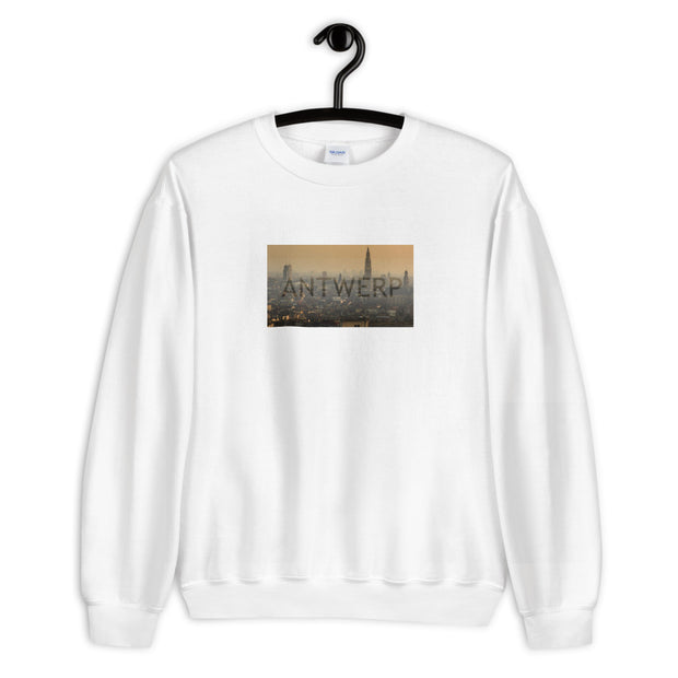 Antwerp Skyline Sweater - Antwerp Only
