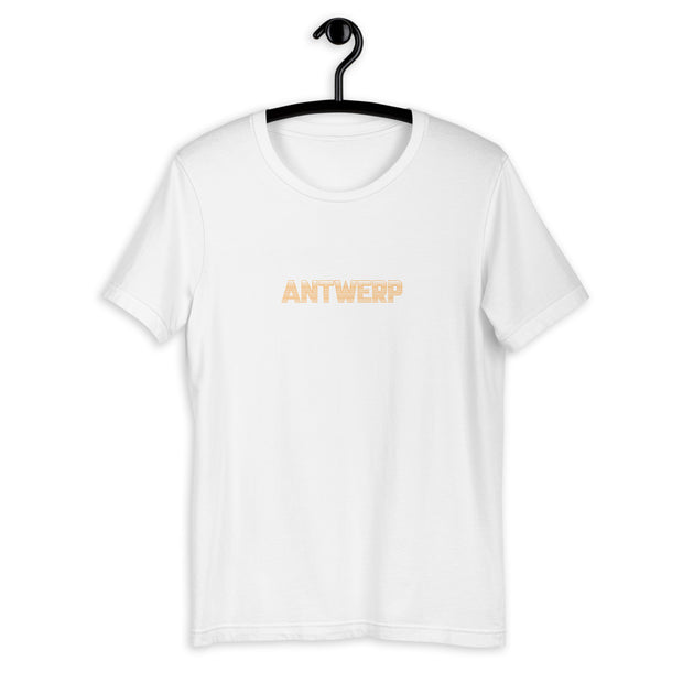 Antwerp Orange T-Shirt - Antwerp Only
