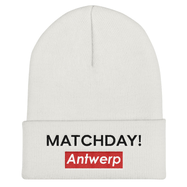 Matchday! - Antwerp Only
