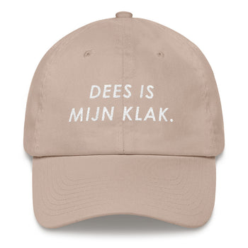 Dees is mijn klak - Dad hat