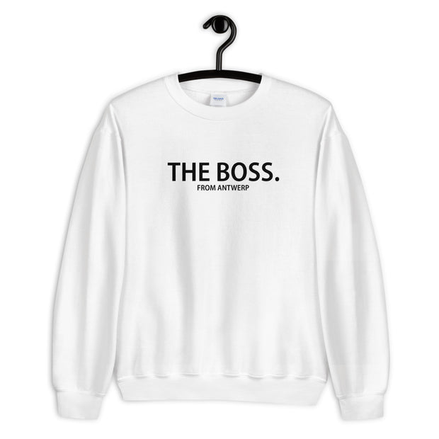 The Boss Sweater - Antwerp Only