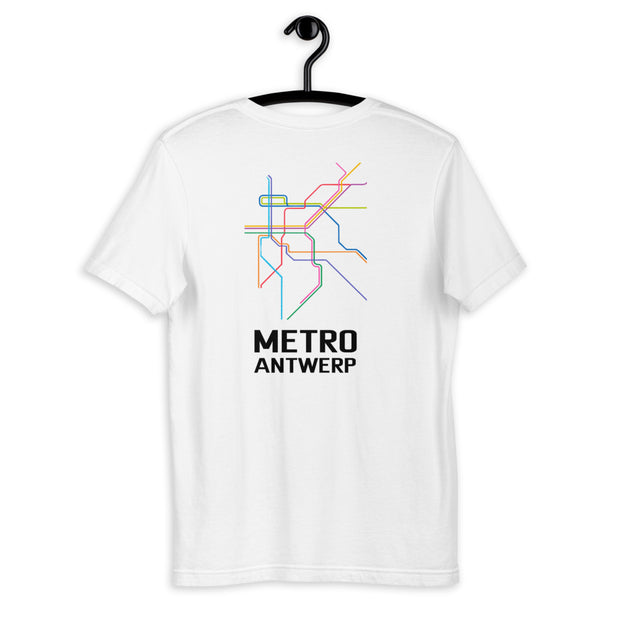 Metro Antwerp T-Shirt - Antwerp Only