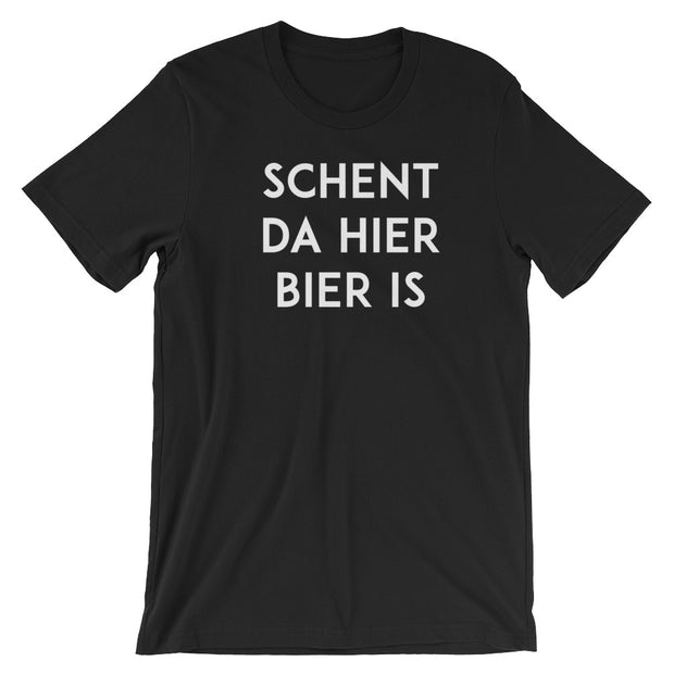 Schent da hier bier is - Unisex - Antwerp Only
