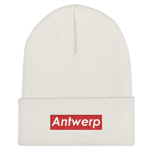 Antwerp red box - Antwerp Only