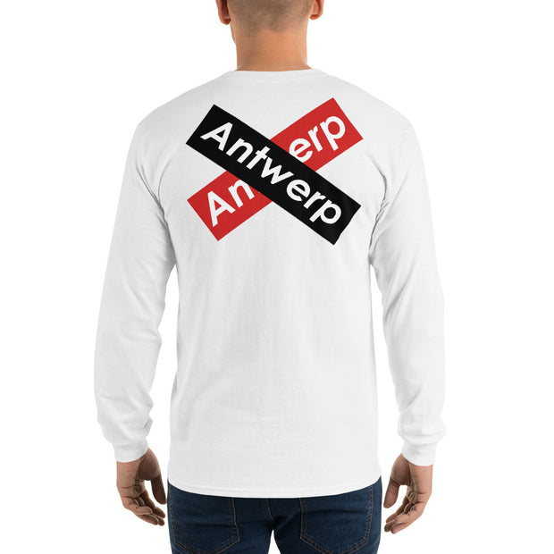 Antwerp X - Long Sleeve T-Shirt - Antwerp Only