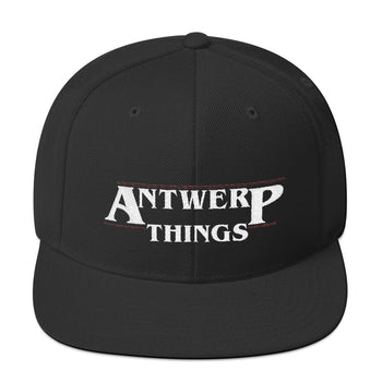 Antwerp Things - Snapback - Antwerp Only