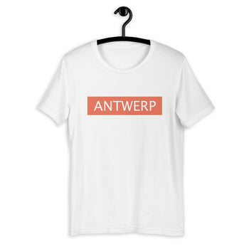 Antwerp Flamingo T-Shirt - Antwerp Only