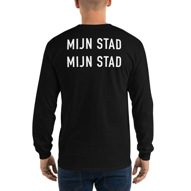 Mijn Stad Mijn Stad - Long Sleeve T-Shirt - Antwerp Only