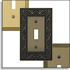 Decorative Switchplates Wallplates Outlets Wall Covers And Rockers