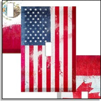 Flags Wallplates