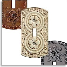 Old World Switchplates