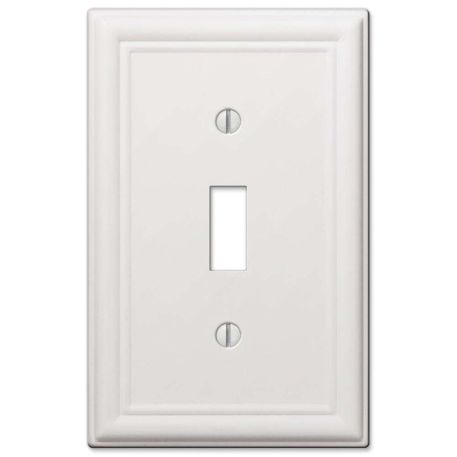 Oversized Switch Plates White Wallplates And Switchplates  Wallplatesonline