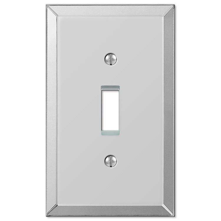 Mirror Wallplates And Switchplates Wallplatesonlinecom