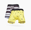 Silveira - Kit com 2 cuecas boxer brief