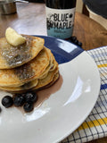 Blue Maple Blueberry Syrup
