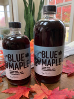 Blue Maple Blueberry Syrup- Whiskey Barrel Aged!