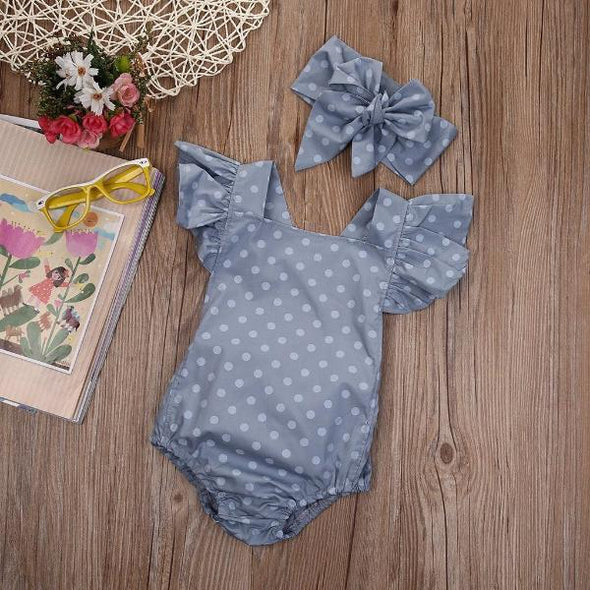 Lilly's Dots Bodysuit