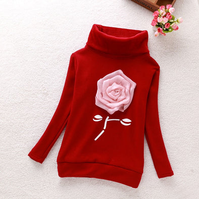 Rose Long Sleeve Shirt