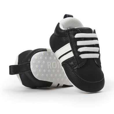 Striped Baby Shoes