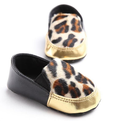 Cool Leopard Moccasin