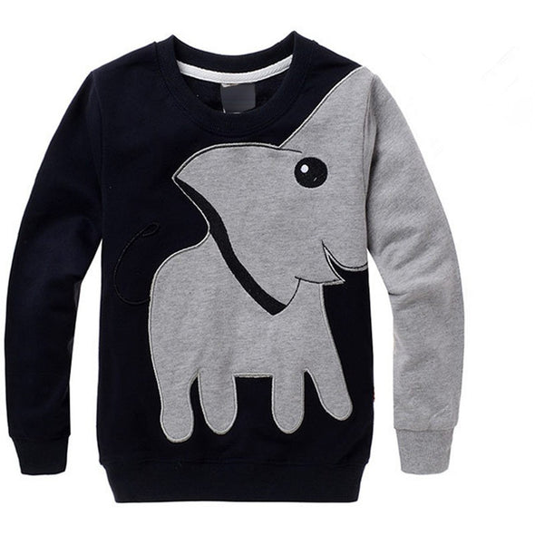 Elephant Pullover