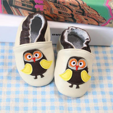 Owl Shoes