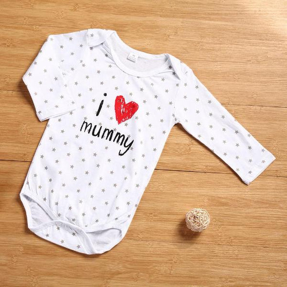 Love Mummy Bodysuit