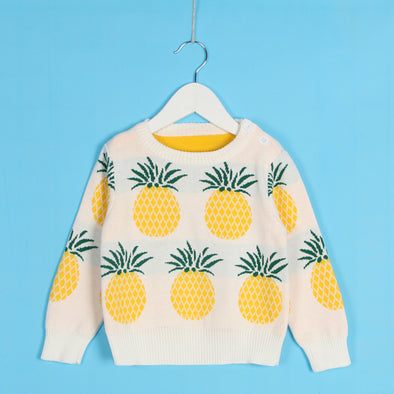 Pineapples Pullover