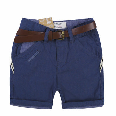Francesco blue short