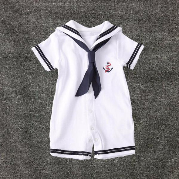 Baby Sailor Jumpsuit