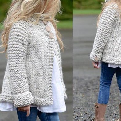 Trendy Knit Cardigan